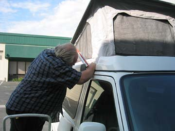 awning sb3 SHADY BOY Camper Awning Installation Guide