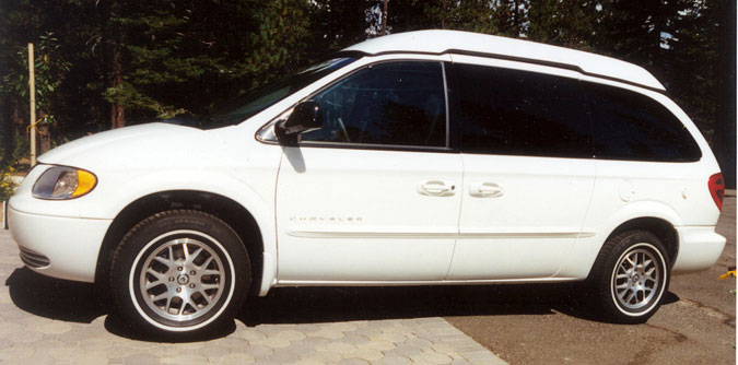 2001 chrysler town country all wheel drive mini van sold country homes campers. Black Bedroom Furniture Sets. Home Design Ideas